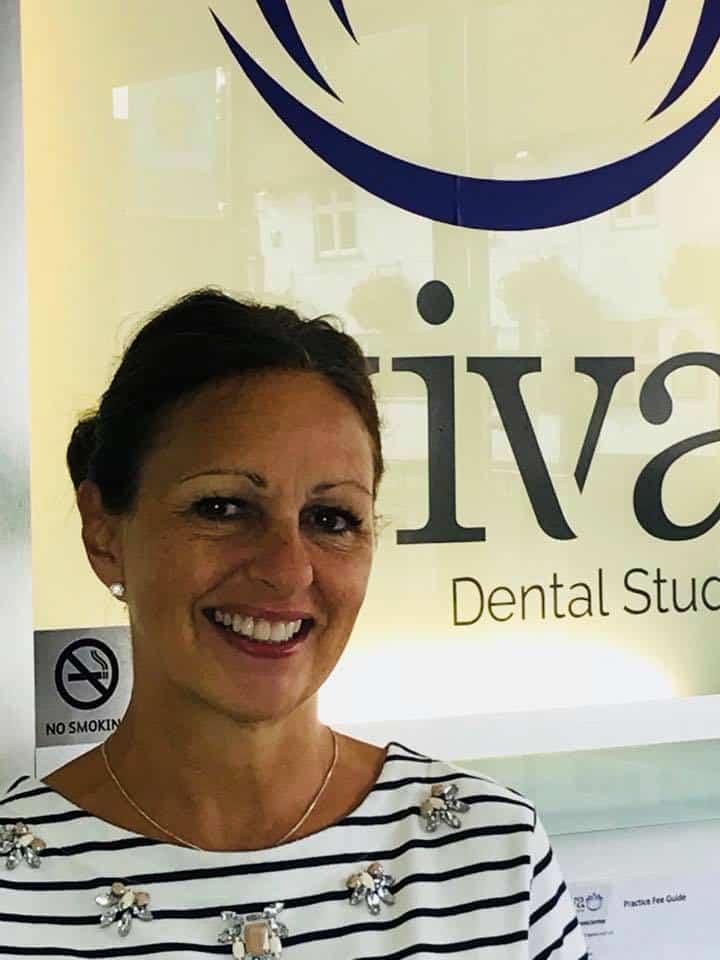 Cosmetic bonding Viva Dental Studio dentist Hornchurch